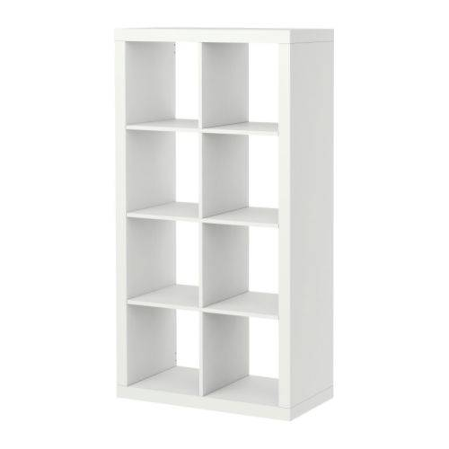 Freelywheely ikea expedit free standing shelves for Ikea free standing bookshelves