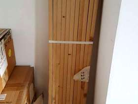 Freecycle Solid wooden bed slats for standard double bed