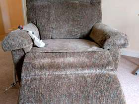 Freecycle Riser/recliner electric chair