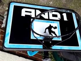 Freecycle Basket Ball hoop