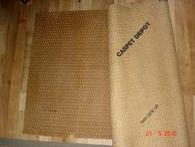 Freecycle Carpet underlay