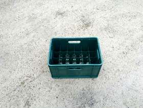 Freecycle Beer crates