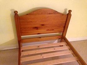 Freecycle Bed Frame single