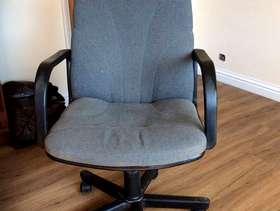 Freecycle Swivel chair