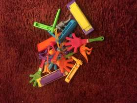 Freecycle New & un-used party bag fillers