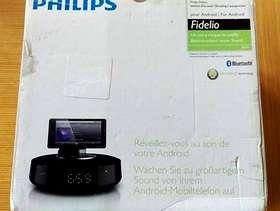 Freecycle Philips Fidelio Bluetooth Speakers & Alarm Clock