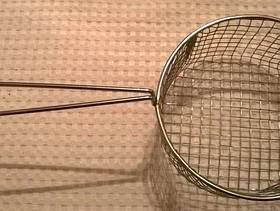 Freecycle Chip pan basket