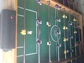 Freecycle Fooseball table top