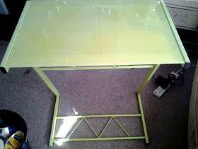 Freecycle Lime Desk