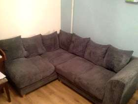 Freecycle Corner sofa 3/4 seater