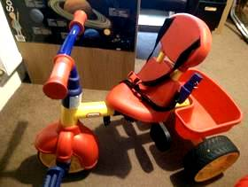 Freecycle Little Tikes 4 in 1 trikes