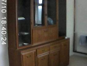 Freecycle 6ft x 5ft display cabinet