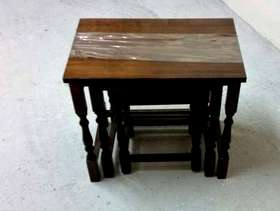 Freecycle Nest of three tables