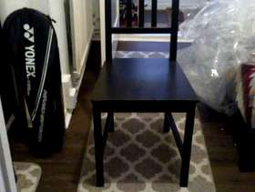 Freecycle Dining chairs
