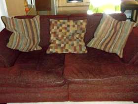 Freecycle Large sofa