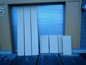 Freecycle Hardie Panel Scraps