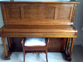 Freecycle Upright Piano