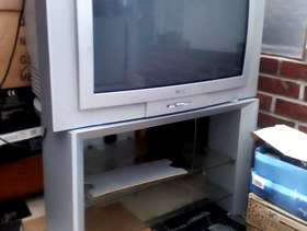 Freecycle 26in bulky TV