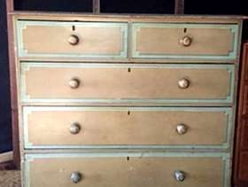 Freecycle 2 Chest of drawers