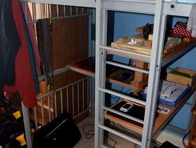 Freecycle Children's Cabin Bed
