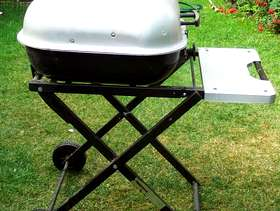 Freecycle Barbecue