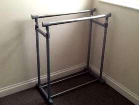 Freecycle Double hanging rail