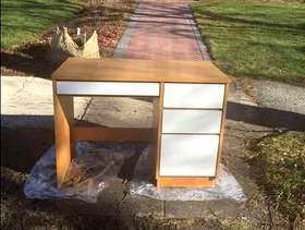 Freecycle Child's desk