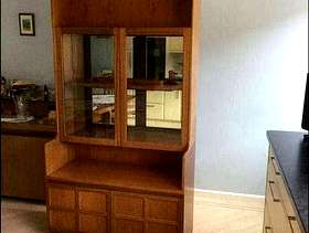Freecycle Display cabinet