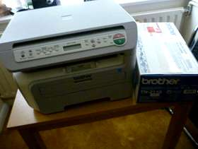 Freecycle Brother copier