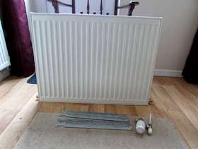 Freecycle Central Heating Radiator