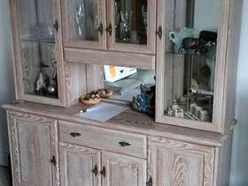 Freecycle Limed Oak Style Dresser