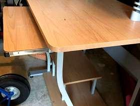 Freecycle Study desk
