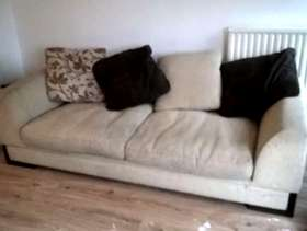 Freecycle Large 3 Seat Sofa