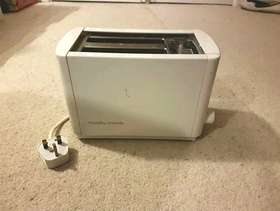 Freecycle Morphy Richards toaster