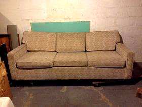 Freecycle Hide-a-bed couch