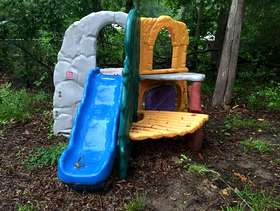 Outdoor Play Morrisville  Freecycle Kids outdoor play structure