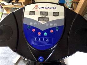 Freecycle Gym master vibration plate