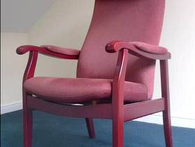 Freecycle Armchair by Cintique