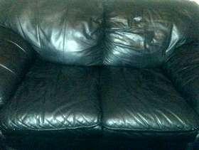 Freecycle Free Leather sofas