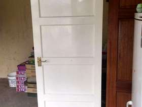 Freecycle Internal Harwood Doors