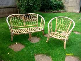 Freecycle Conservatory seating frames