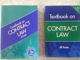 Freecycle Contract Law 5th & 6th editions