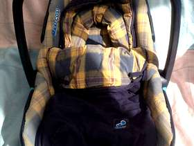 Freecycle 1st Baby Car Seat