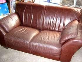 Freecycle Three peice sofa set