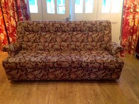 Freecycle Parker Knoll 3 seater settee