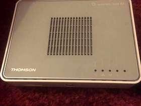 Freecycle Thomson wireless box