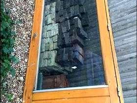 Freecycle External glazed door
