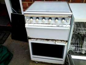 Freecycle Gas cooker,grill and oven