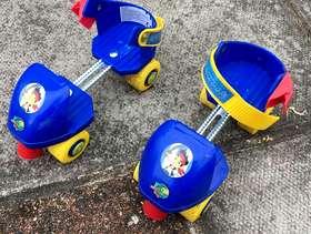 Freecycle Rollerskates