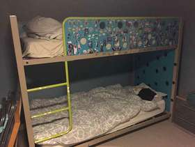 Freecycle Bunk Bed